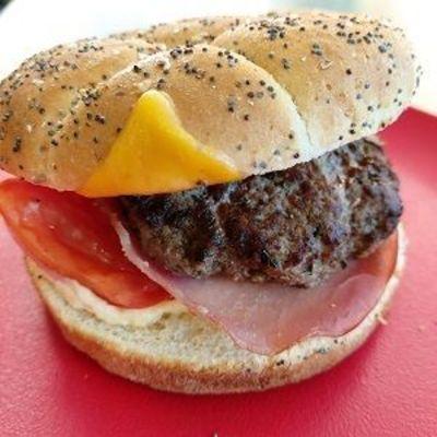 Burger ZEBRA - LE RELAIS DE SASSENAGE - SASSENAGE