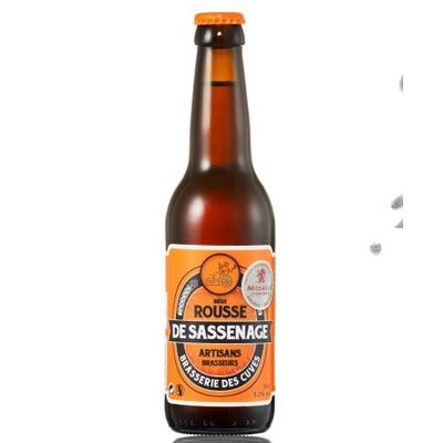 Bière de Sassenage 33CL - LE RELAIS DE SASSENAGE - SASSENAGE